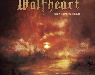 WOLFHEART REVEAL ALBUM COVER ART, RELEASE DATE AND FIRST TEASER VIDEO FOR SHADOW WORLD