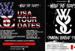 While She Sleeps (@whileshesleeps) Announce North American Headline Dates‏