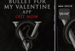 BULLET FOR MY VALENTINE RELEASES INNOVATIVE MOBILE APP IN PARTNERSHIP WITH DISCIPLE MEDIA