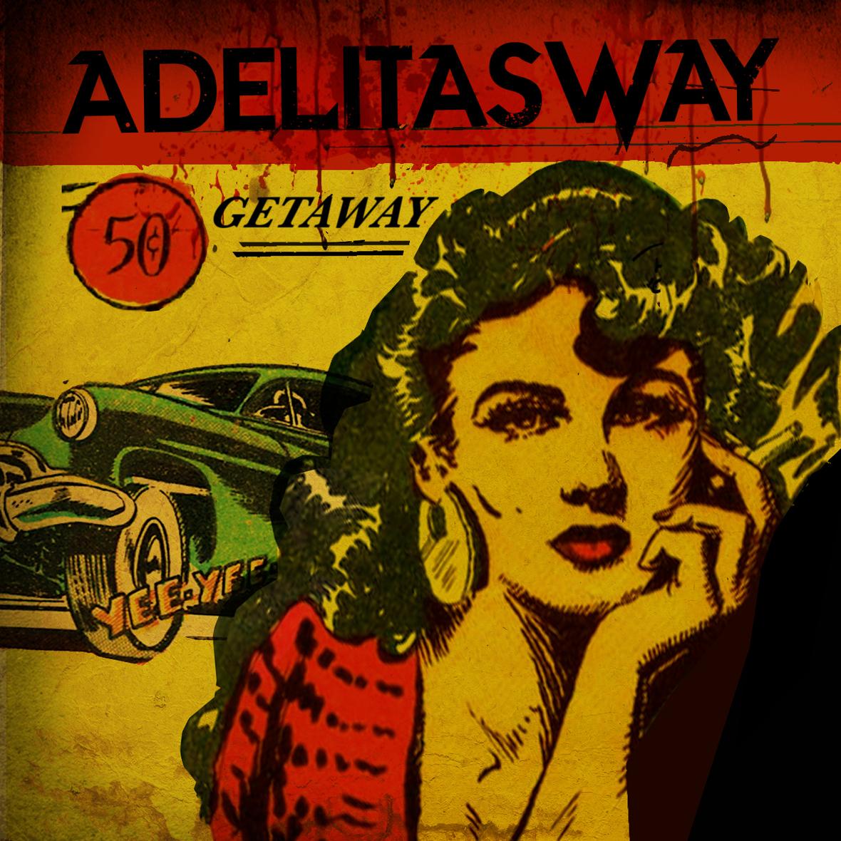 Adelitas Way Tour