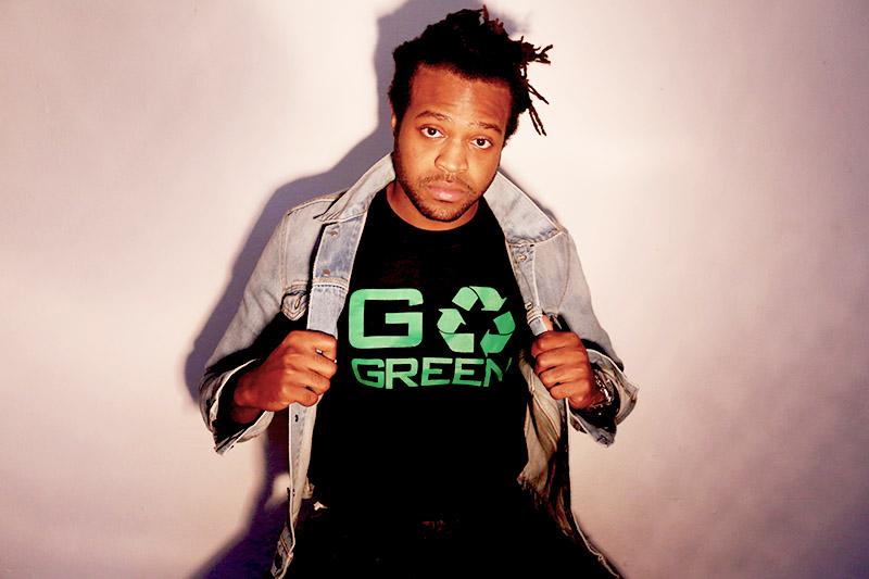 GOGreen Black Sweatshirt 2