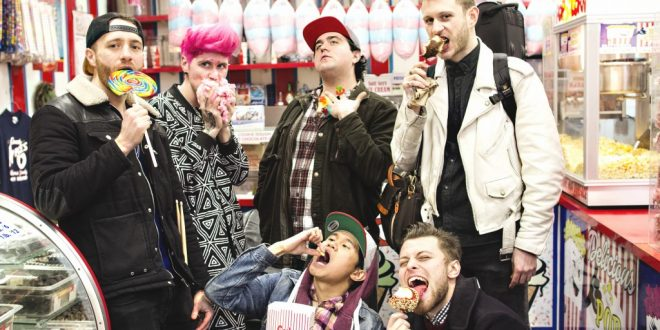 """Brass Band, Lucky Chops , Release """"Best Things"""" Video"""