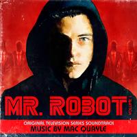 LAKESHORE RECORDS PRESENTS MR. ROBOT – USA NETWORK'S GOLDEN GLOBE AWARD-WINNING SERIES SOUNDTRACKS VOLUMES 1 & 2