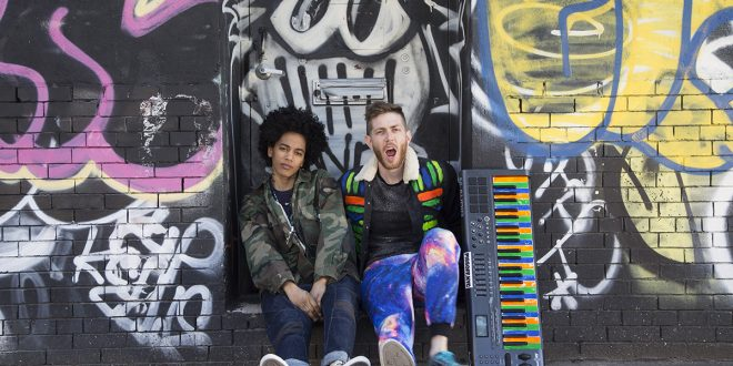 INTERVIEW: Thrash Pop Duo Piss Off!