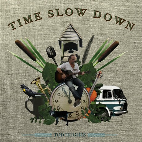 Time Slow Down CD Cover