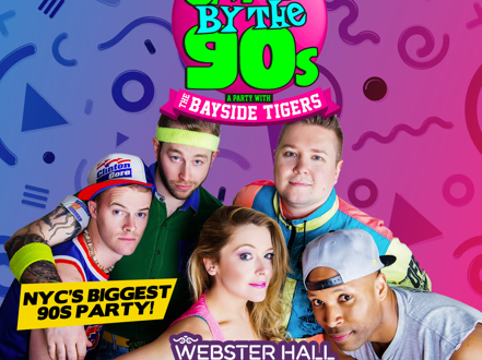 Saved By The 90s: NYC's Premier 90s Party Takes Over Webster Hall Every Friday