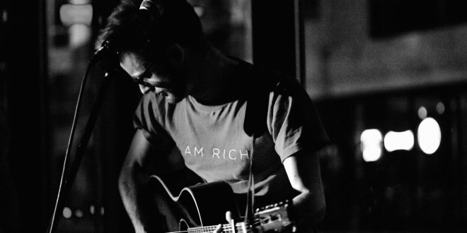 RICH STEPHENSON TO RELEASE NEW SINGLE 'ALIBI' ON 25/11