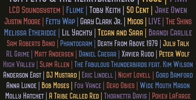 RBC Bluesfest Announces 2017 Lineup
