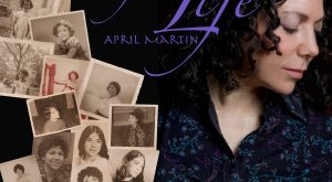 CD REVIEW: In The Blink Of A Life by April Martin