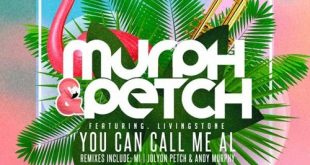 "Murph & Petch Present Their House Sounds With ""You Can Call Me Al"""