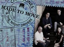 CD REVIEW: Made to Move by Chris Jones &The Night Drivers