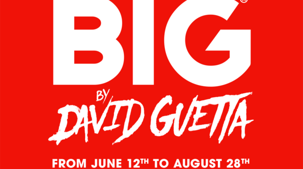 DAVID GUETTA BRINGS ''BIG'' CONCEPT BACK TO  USHUAÏA IBIZA BEACH HOTEL