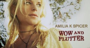 CD REVIEW: Wow and Flutter by Amilia K. Spicer