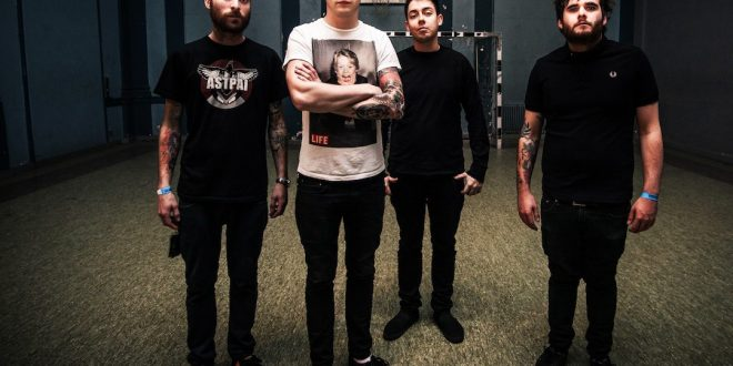 "The Flatliners Release New Video "" Hang My Head """