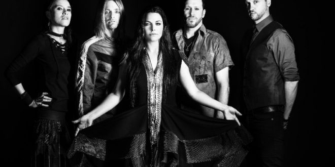 Evanescence Tour Starts June 10th – 2 UK Dates Sold Out