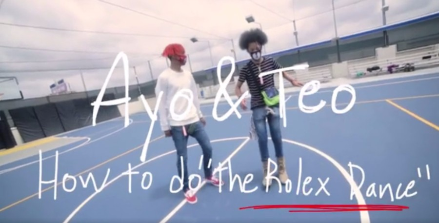 Ayo Amp Teo Drop Instructional Dance Video For Their Viral