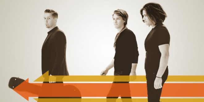Hanson Th Anniversary Middle Of Everywhere Tour September
