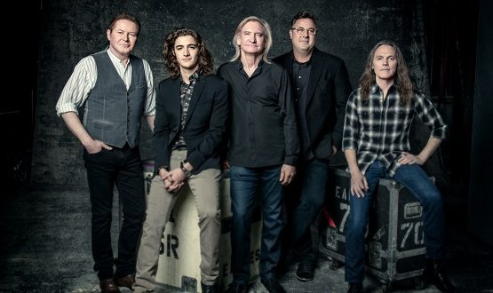 The Eagles will return to Charlotte in 2018, with Glenn Frey's son