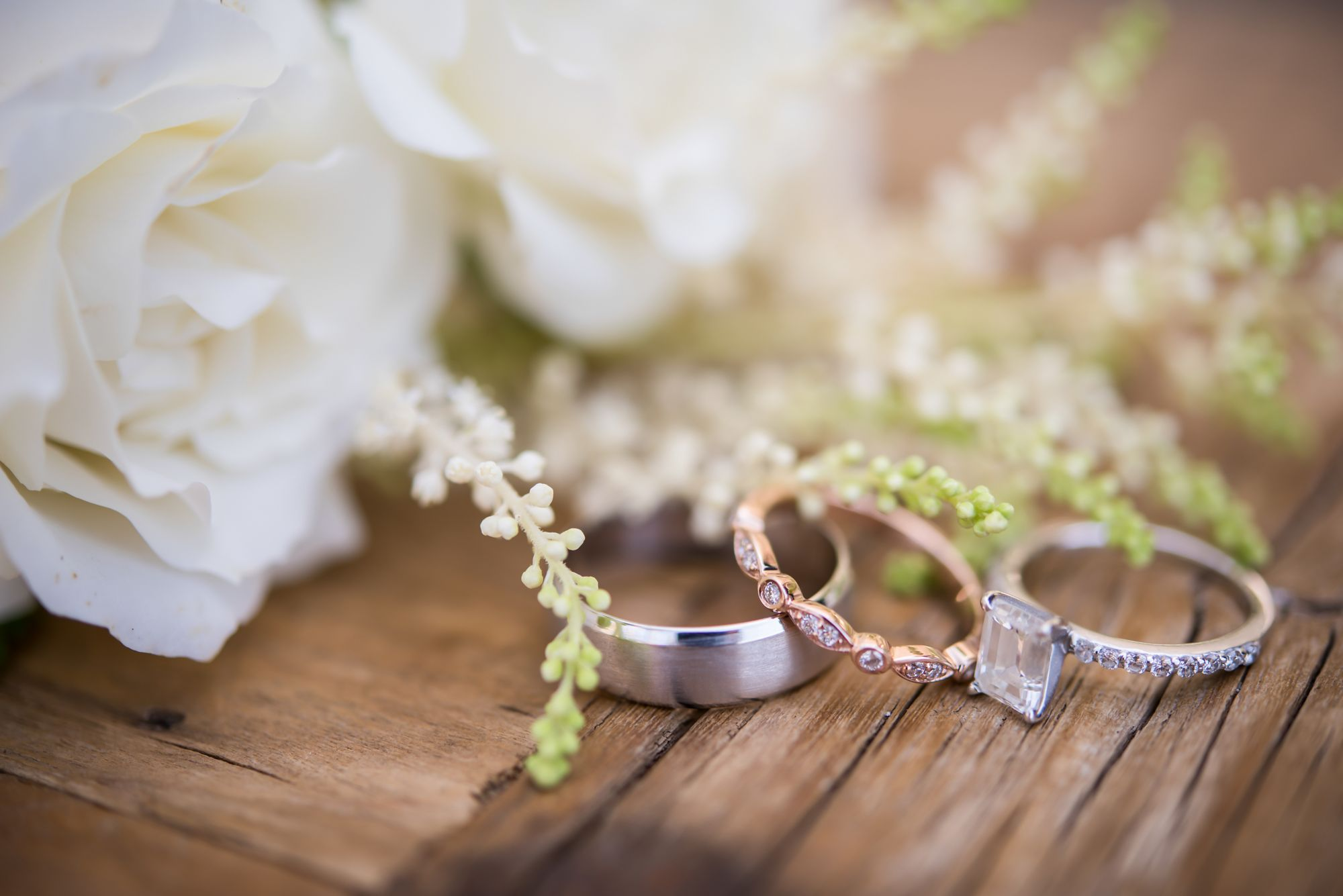 Men S Wedding Bands And Women Rings Some Of The Top Myths Debunked