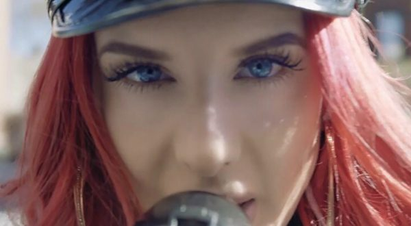 Justina Valentine Releases New Music Video For The Real Justina