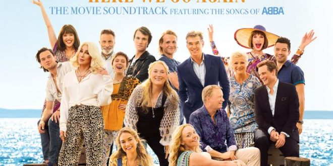 first abba song from mamma mia here we go again the movie