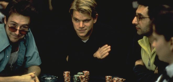 <strong>The Best Gambling Movies to Watch in 2021</strong>