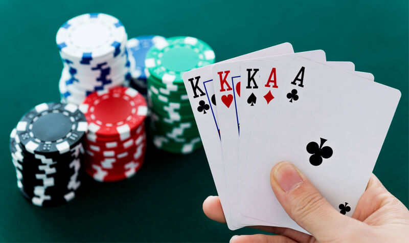Should You Try Your Luck At Poker? -