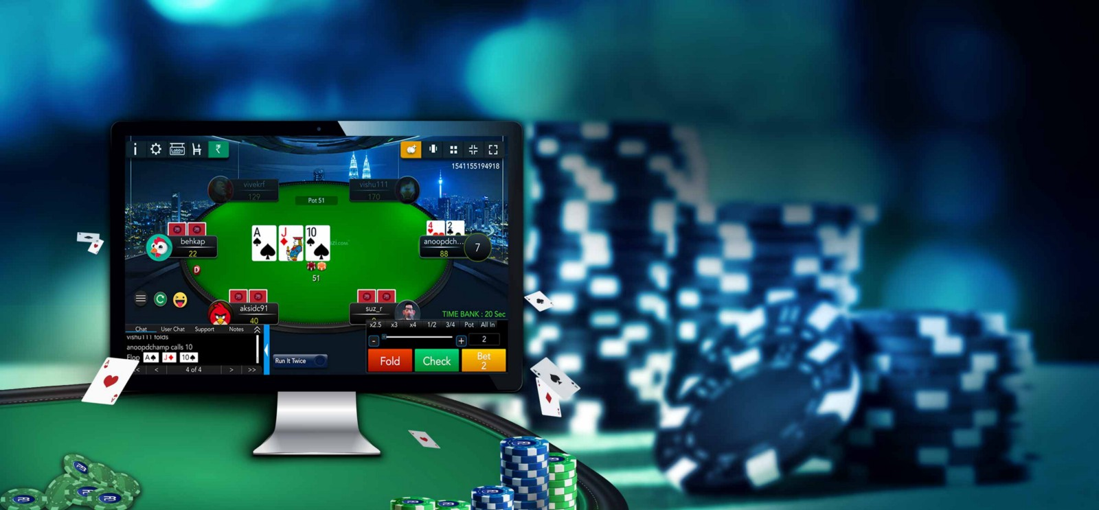 Top 5 Reasons to Play Situs Poker Online -