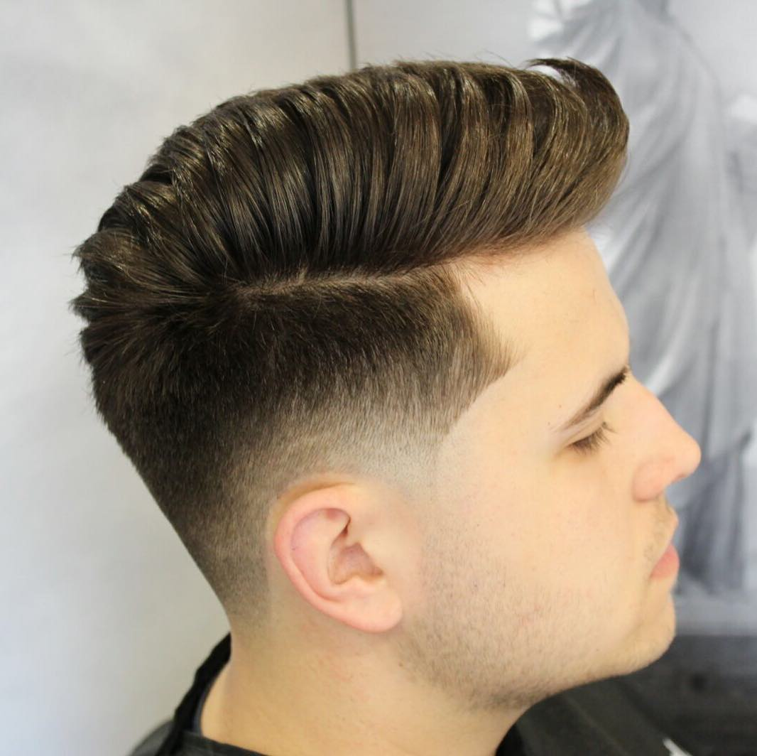 Brand New Hairstyles For Men In 2019
