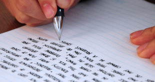 How to write an essay for graduate school with an example