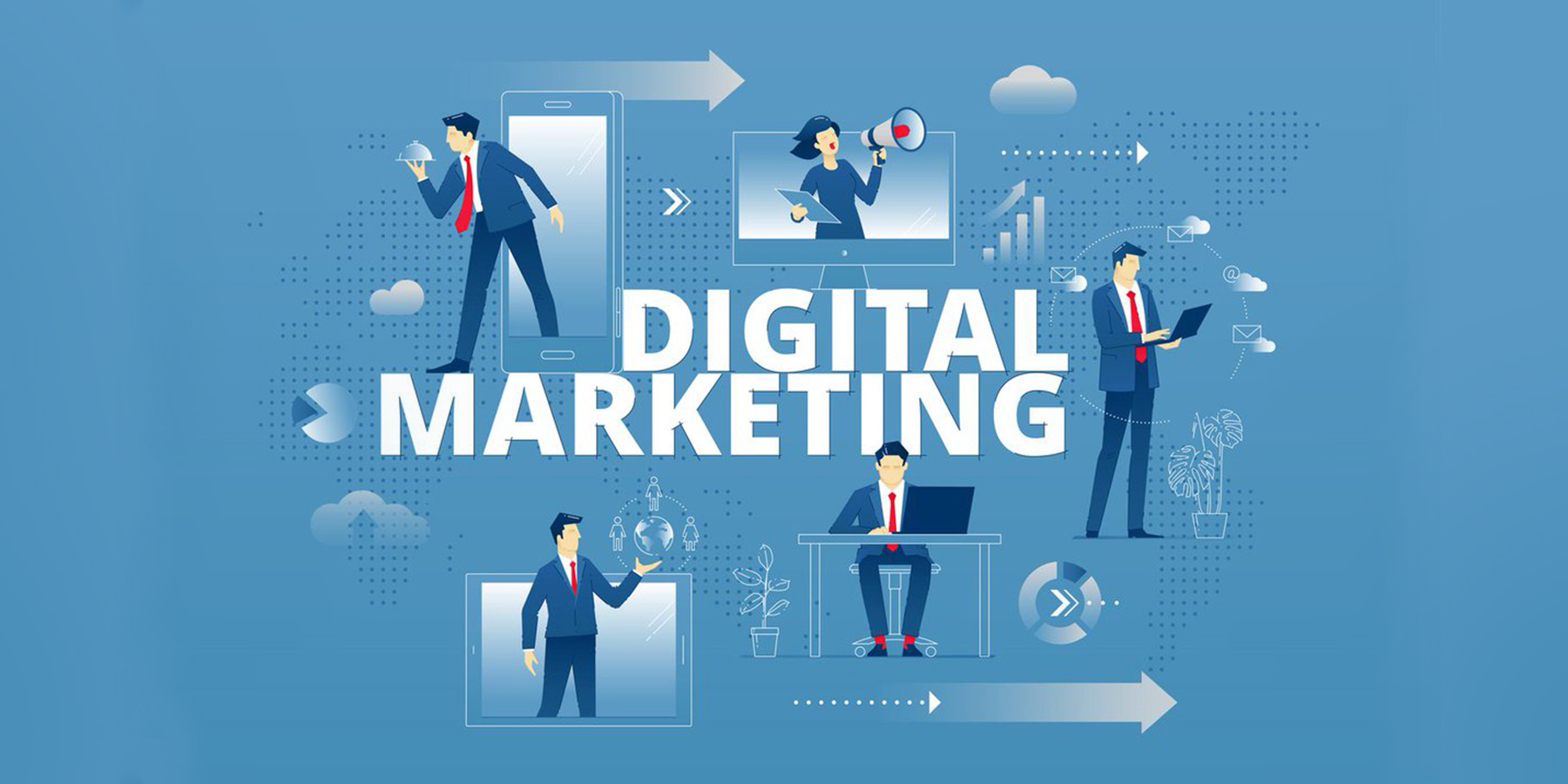 Four reasons to hire a digital marketing agency -