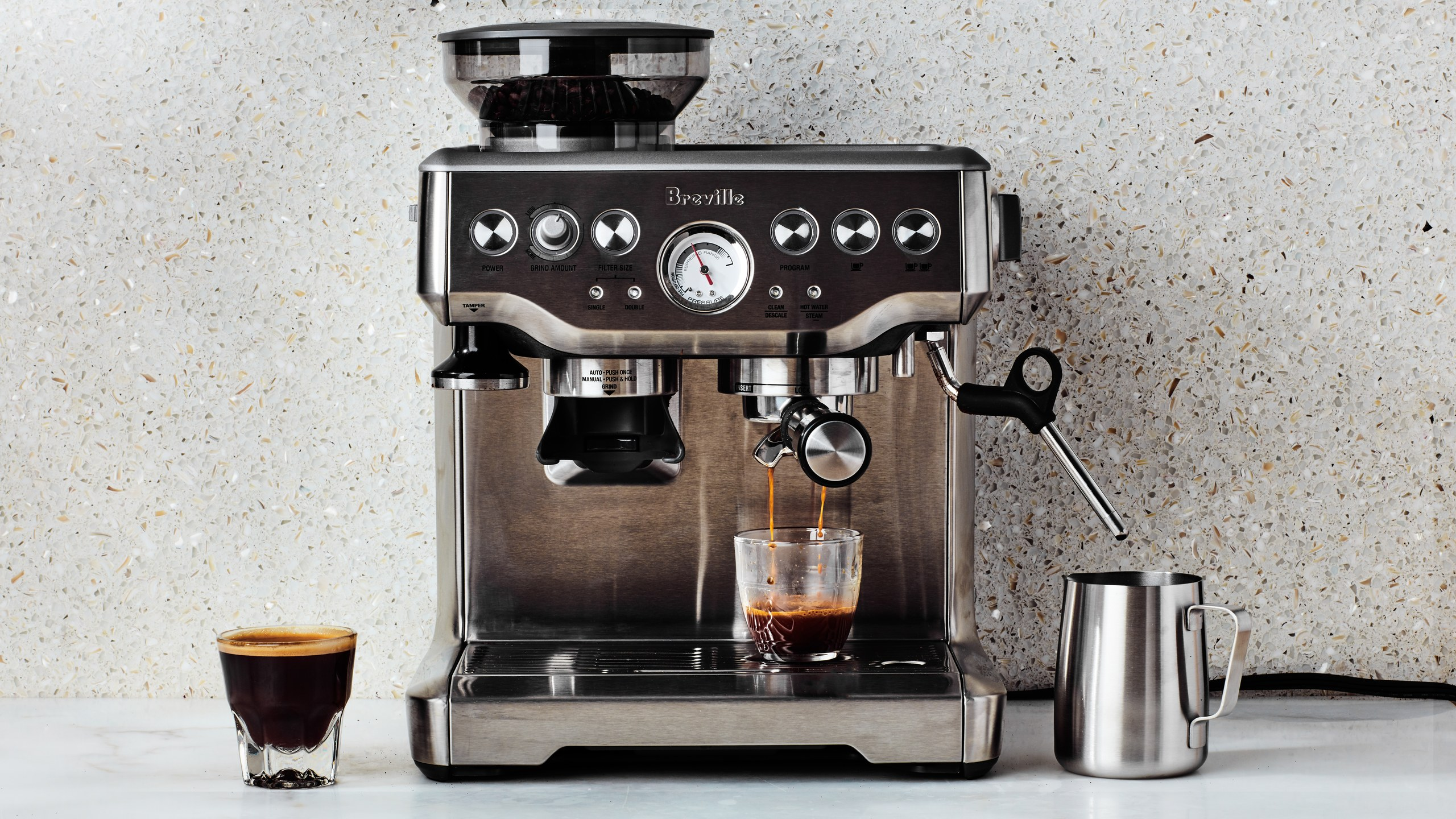 How to choose the best home espresso machines? -