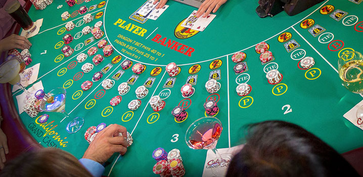 THINGS TO CONSIDER IN CHOOSING A BACCARAT GAMING SITE -
