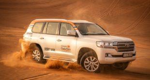 <strong>Exploring Dubai by riding in a Rented Car</strong>