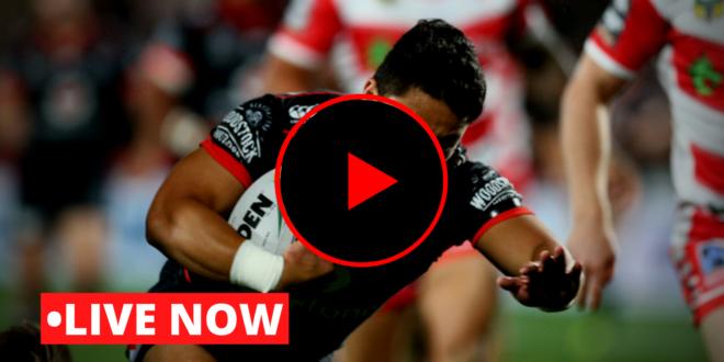 "New Zealand Warriors vs. St George Illawarra Dragons: ""NRL Live stream"" online – 2020"