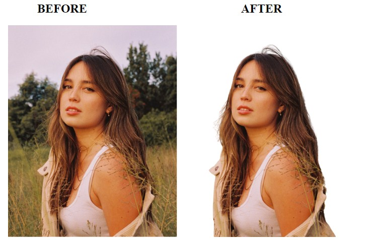 Remove.bg Background change