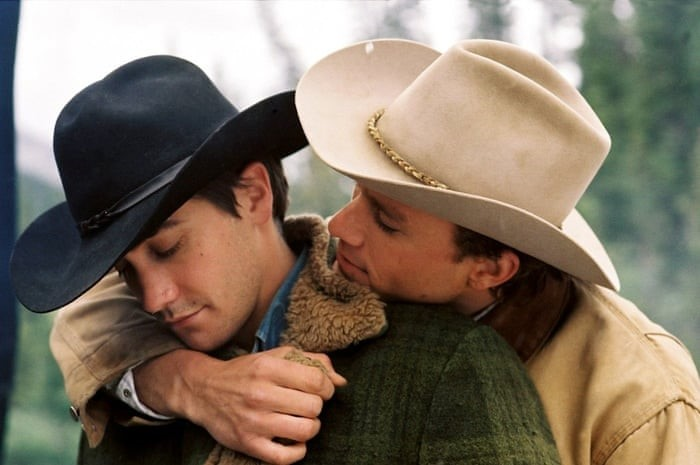 The film that makes me cry: Brokeback Mountain   Film   The Guardian