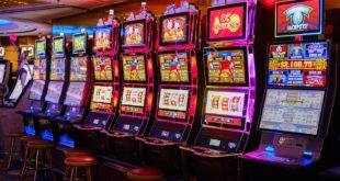 4 Most Popular Types of Online Slot Games