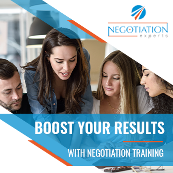 best negotiation courses