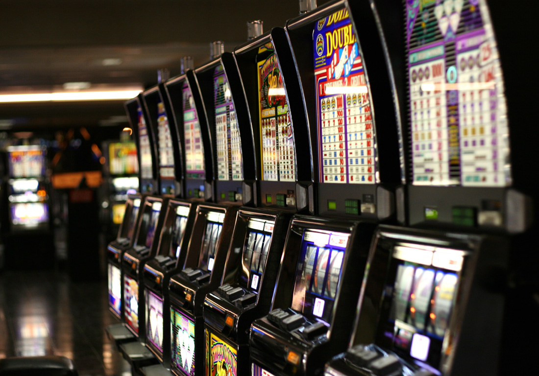 Online Slots Strategy Win At Online Slots With A Good Slots Strategy