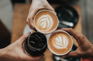 ENJOY DELIGHTFULLY GOOD COFFEE AT HOME