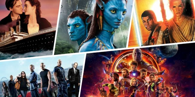 The Highest Earning Movies Ever Made