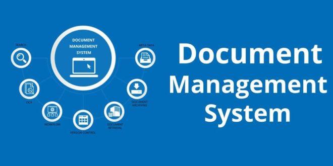 What is document management system? And it's advantages