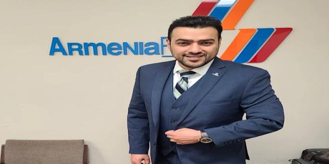 Arian Eghbali Funding In Armenian