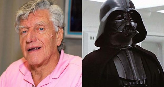 "The Man Who Was and Will Forever Be Darth Vader – ""Star Wars"" Icon David Prowse – Passes Away at Age 85"