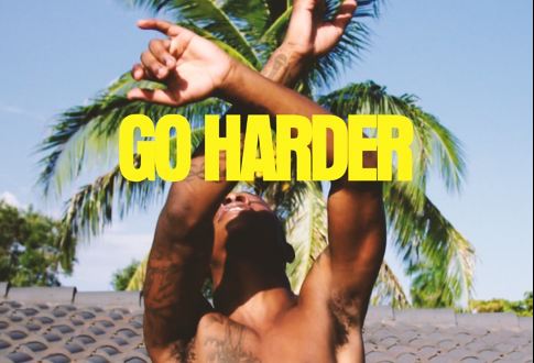 "T9INE BARES HIS SOUL IN THE NEW INTENSELY LYRICAL ""GO HARDER"" TRACK"