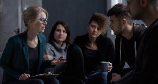 Patients of rehab centre