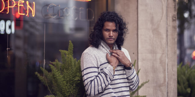 Sandeep JL Official Image On Instagram