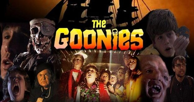 "The Cast of the 1985 Classic Movie ""The Goonies"" Set for a Virtual Reunion for a Good Cause"
