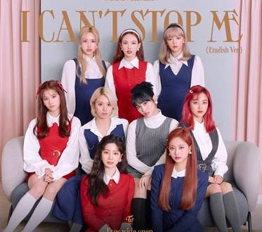 "TWICE Releases ""I CAN'T STOP ME"" English Single + Performs on Colbert's #PlayAtHome Series"